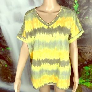 🔑 Pretty  casual bright yellow top 🔑